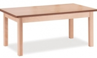 Coffee table, small, rectangular