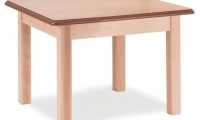Occasional table, square